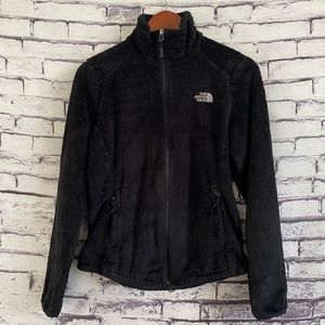 The North Face Women's Osito Fleece Jacket Size Small, Black